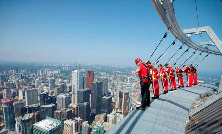 EdgeWalk - CN Tower