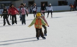 Patinoar Party Ice