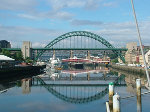 Zboruri Newcastle upon Tyne