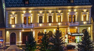 Hotel Central Park Sighisoara