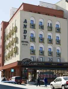 Hotel Andy