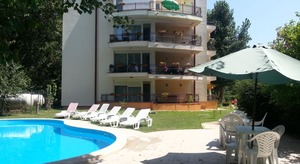 Cazare Club Topaz Apartments Neptun