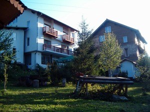 Cazare Vila Complex Panoramic Holiday Predeal